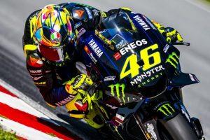 Rossi Sambut Balapan ke-350 Seri Premiere Class di Catalunya