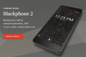 Blackphone si Smartphone Antisadap Siap Dipasarkan Harga Rp7 Jutaan